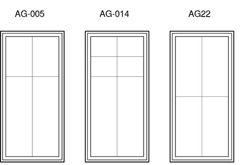 Wide Selection Of Window Shapes And Sizes For Your